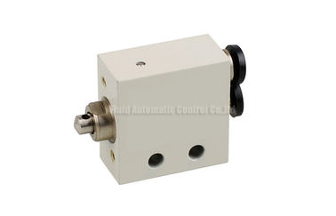 China 1.2Mpa Direct Acting 3-way Pneumatic Mechanical Rod Lever Valve factory