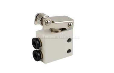 China Two Position Three Way Mechanical Control Valve For Pneumatic Automation System factory