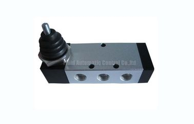 China 3 Position 5 Way Manual Directional Control Valve Hand Lever Valve factory