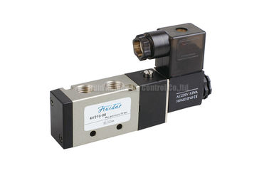 China 4V210-08 Pilot Operated Solenoid Valve For Pneumatic System Directional Control factory