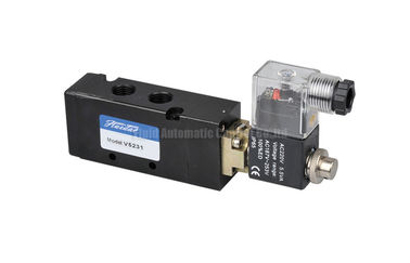 China Italy Pilot Armature Solenoid Operated Directional Control Valve factory