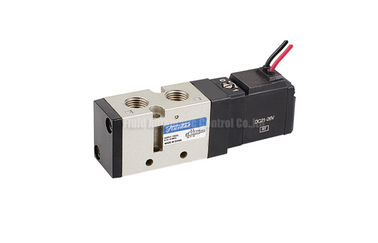 China VF3130 SMC Standard two position Five Way Solenoid Valve,Directional Control Valve factory