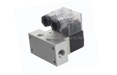 China 1.0mm,1.5mm Orifice 3/2  Direct Acting Group Pneumatic Solenoid Valve factory