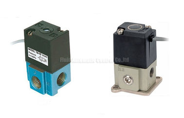 China MAC High Frequency Pneumatic Solenoid Control Valve G1/8 , G1/4 factory