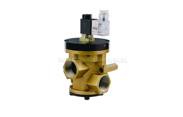 """China G1/2"""" Poppet Solenoid Valve Two Position Three Way For Pneumatic Brake System factory"""