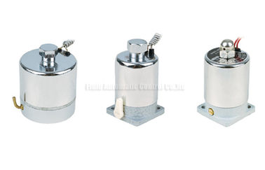 China Mini 1.2mm 24V Three Way Pneumatic Solenoid Valve , Inner Pilot Operated Valve factory