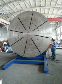 China 3KW Automated Pipe Welding Positioner Turntable Bh Series By Vfd Control factory