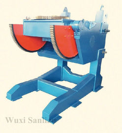 China Industrial 3 Ton Welding Rotary Table / Weld Positioner 380V 50HZ in Lifting Type factory