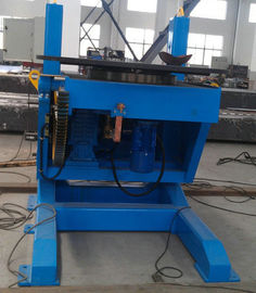 China Small Automatic Welding Pipe Turning Positioner with 1400mm Dia. Table factory