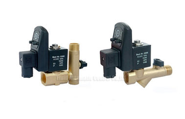 """China 16bar Auto Timer Drainer Valve Port size G1/4"""",G3/8"""",G1/2"""" For Air Compressor System factory"""