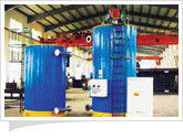 China 16Kgf/cm2 1.6Mpa Vertical Marine and Industry Steam Boiler factory
