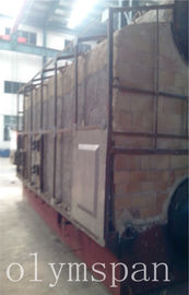 China 0.5 Ton Lateral - Cut Tube Three Pass Oil, Dual Fuel Gas Fired Steam Boilers factory