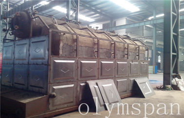 China Atomized Steel 1 Ton Steam Gas Boiler / Gas Fired Steam Boiler distributor