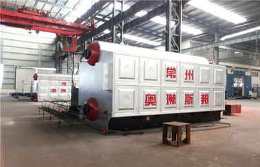 China Dual Rear Drum Vertical Water Spiral Coal Fired Thermal Oil Boiler factory