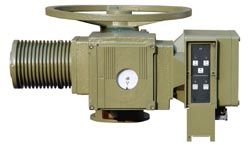 China IP68 Electric Three phase asynchronous motor operated valve actuator 2SA3031 500Nm factory