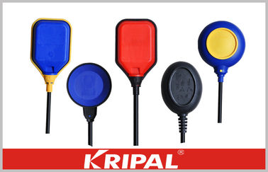 China Automatic Controller Vertical Float Level Switch for Sewage Pump / Submersible Pump factory