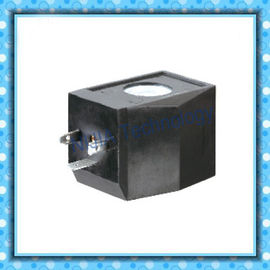 China DIN43650A DC 24V Water Solenoid Valve Normally Open Solenoid Valve factory