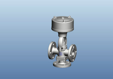 China Water Pneumatic?Control?Valve Shut Off Three Way Two Position Cutting Valves factory