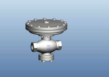 China High performance Steam Self Pressure Regulating Valve For Oilfield Drilling Rig factory