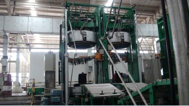 China 1.6MPa Vertical Hydraulic Tyre Curing Press With Fully Automatic PLC factory