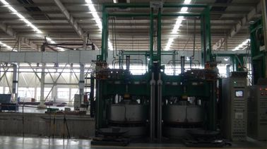 China Heavy duty hydraulic tyre curing press / Curing Press Machine factory
