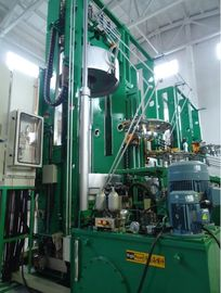 China 1650 mm Platen Hydraulic Tyre Curing Press factory