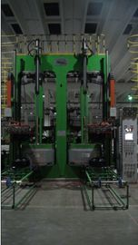 China Fully Automatic Hydraulic Tyre Curing Press High Closing Force factory