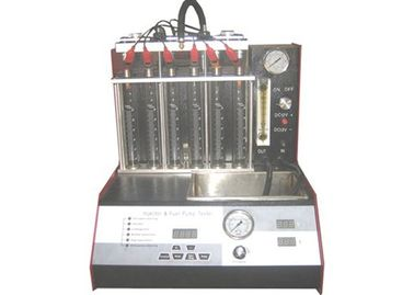 China Auto Fuel Injector Tester and Cleaner WDF-8H MPI / CIS Injector (with pump tester) factory
