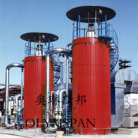 China Automatic Gas Fired Vertical Thermal Heating Oil Boiler High Efficiency factory