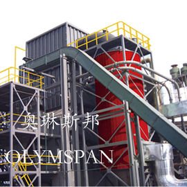 China Vertical Coal / Gas Fuel Thermal Oil Fired Boiler 180 - 14500kw For Industrial factory
