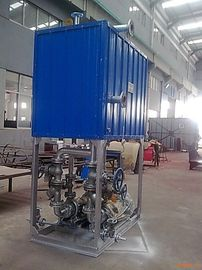 China Industrial Hot Oil Electric Thermal Oil Boiler 30kw , High Heat Efficient factory