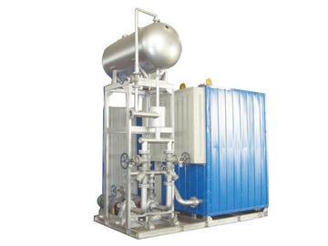 China Automatic Electric Gas Fuel Heating Oil Boiler Efficiency , Thermal Oil Heater factory
