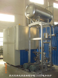 China Hot Oil Electric Thermal Oil Boiler 300kw High Temperature In Low Pressure factory