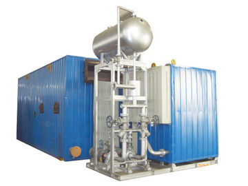 China Industrial Horizontal Electric Thermal Oil Boiler High Efficiency , Automatic factory