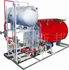 China Electric Thermal Hot Oil Boiler For Metal / Construction , High Temperature factory