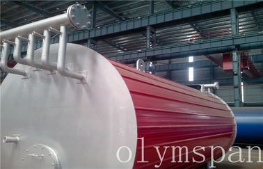 China Industrial Coal Fired Thermal Heating Oil Boiler Replacement , Steel Tube factory
