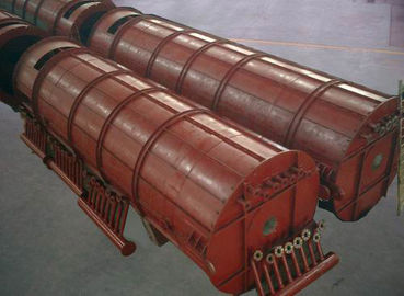 China Industrial Coal Fired Thermal Oil Heater , Heating Oil Boiler High Efficiency factory