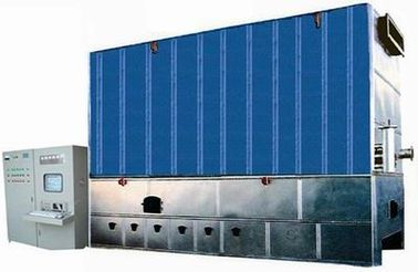 China Vertical Thermal Coal / Gas / Oil Fired Boiler High Efficiency , Box Type factory