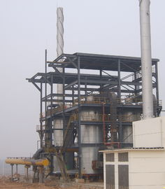 China Automatic Coal Fired Thermal Oil Boiler For Electric With Temperature Control factory