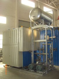 China Electric Wood Fired Thermal Oil Boiler 30 - 1050kw , High Temperature factory