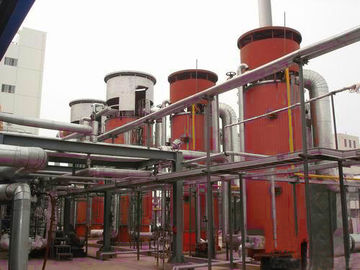 China Electric Gas Thermal Oil Fired Boiler With Horizontal / Vertical Style factory