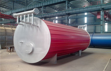 China High Pressure Gas Fired Heating Oil Boiler High Efficiency For Wood / Electric factory