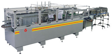 China Wrap round Case Packer /  Shrink Packaging Equipment for food, chemical Carton box packing factory