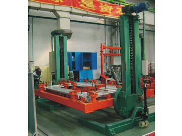 China Double Column Rotary Welding Positioner Working Table Overturning Revolving Synchronous Lifting factory