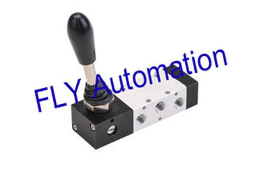 China HLV322N-06S Manual Directional Control Valve 5-Way Hand Lever Valve factory
