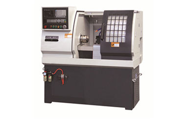 China Hard guide way CNC Computerised Lathe Machine with high rigidity line cutter factory