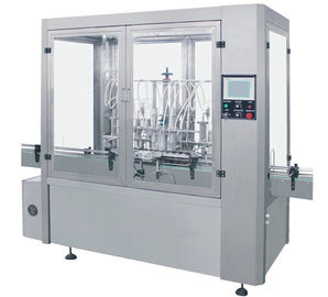 China Automatic Bottle Liquid Filling and Capping Machine with 50-1000ml capacity  factory