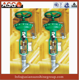 China Pneumatic Y-patter Control Valve- Valve -ASG Fluid Control Equipment–ASIAN SUNSHINE GROUP factory