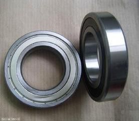 China Motorcycle Engine Deep Groove Ball Bearings Low Friction and High Temperature factory
