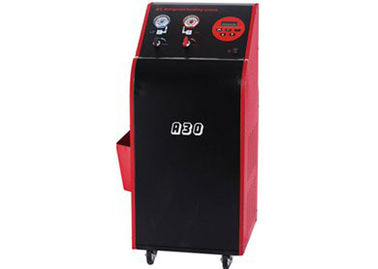 China Semi - Automatic Refrigerant Recycle Machine Air Conditioning Recovery Unit factory